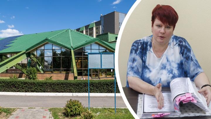В Волгограде жена бывшего замначальника УВД и экс-директор санатория идут под суд за ванны с пузырьками