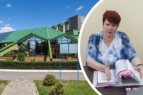 Взаимоотношения Ольги Сурниной и санатория «Волгоград» теперь разбираются в формате уголовного дела