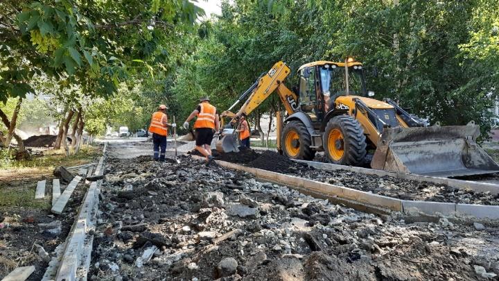 Власти Кургана ищут подрядчиков для обустройства новых скверов