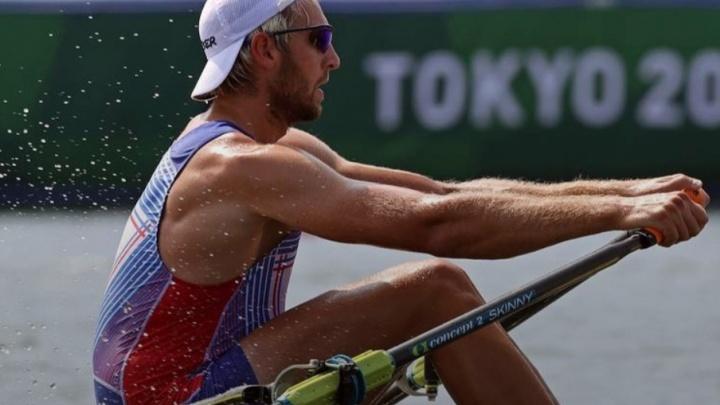 Тольяттинский гребец Александр Вязовкин остался без медали в финале Олимпийских игр