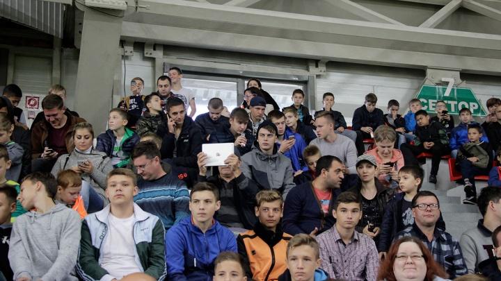 В Омске разрешили проводить спортивные соревнования