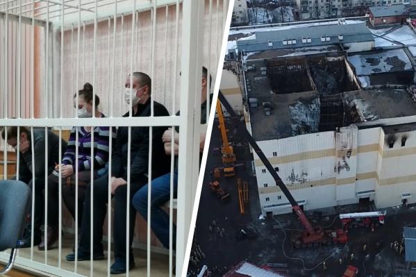 До сих пор в СИЗО содержатся Юлия Богданова (крайняя слева), Надежда Судденок, Сергей Антюшин и Георгий Соболев