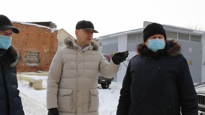 «Для жалоб на злого губернатора»: Шумков предложил сделать в Кургане «стену плача»