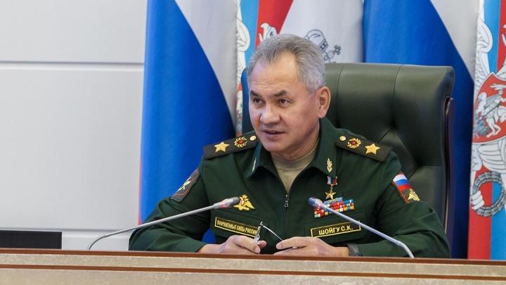 В Омске готовятся к визиту министра обороны Сергея Шойгу. Он поедет по военным частям