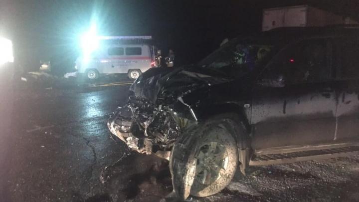 На новосибирской трассе в ДТП погибли два человека