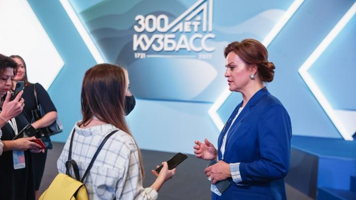 «Ты не можешь сделать всех счастливыми»: жена губернатора Кузбасса — о помощи детям со СМА