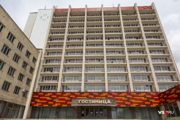 Гостиничный комплекс готовы продать за 350 миллионов рублей