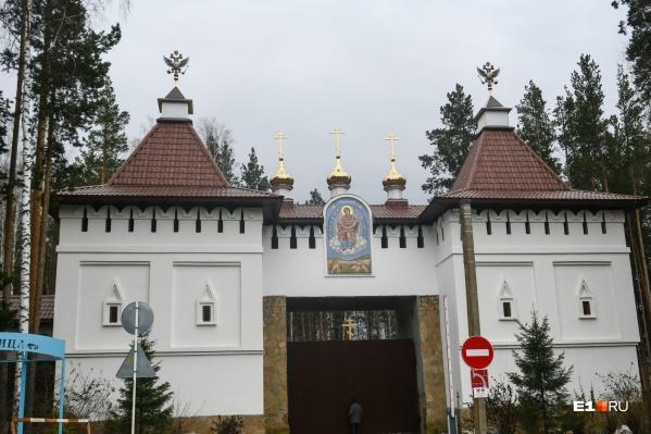 За коммунальные услуги Среднеуральского монастыря платила Екатеринбургская епархия