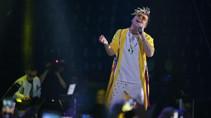 На концерте Элвина Грея в Башкирии зрители возмутились его клипом с эротическими сценами