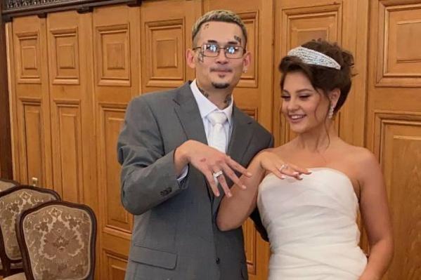 Алишер Моргенштерн и Дилара Зинатуллина теперь официально муж и жена