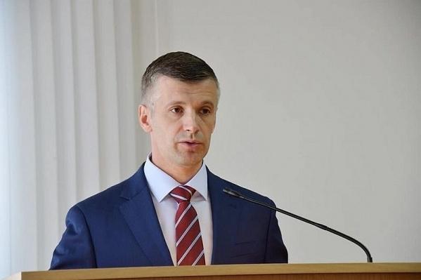 Сергея Белопольского избрали районные депутаты