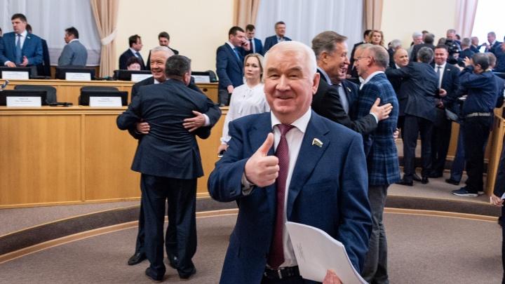В Тюменской области назвали партию, которая заняла большинство мест в думе в результате выборов