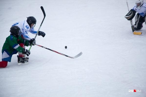 В Каргополе есть инициативная группа, выступающая за появление хоккейного корта