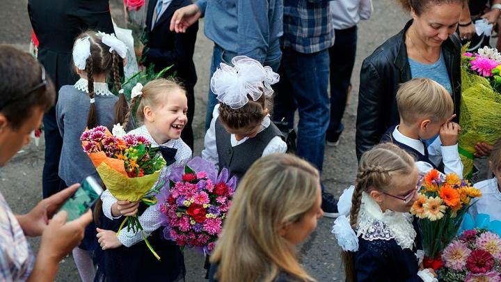 Омских школьников в сентябре не планируют переводить на дистанционку