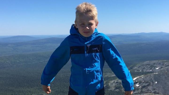 В тайге на Урале пропал 9-летний мальчик, он был в походе с отцом