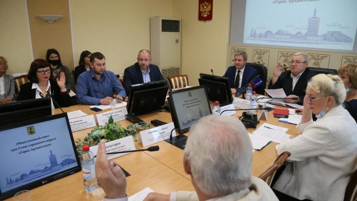 Глава Архангельска предложил создать флаг города