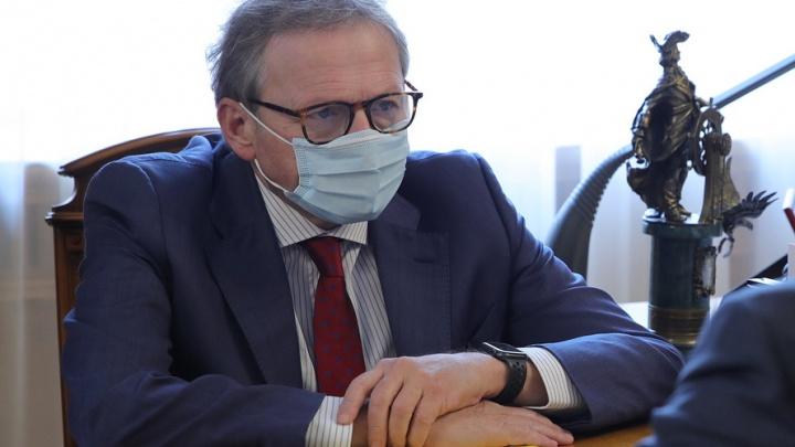 Омбудсмен Титов: предпринимателям придется уйти с закрытых аксайских рынков