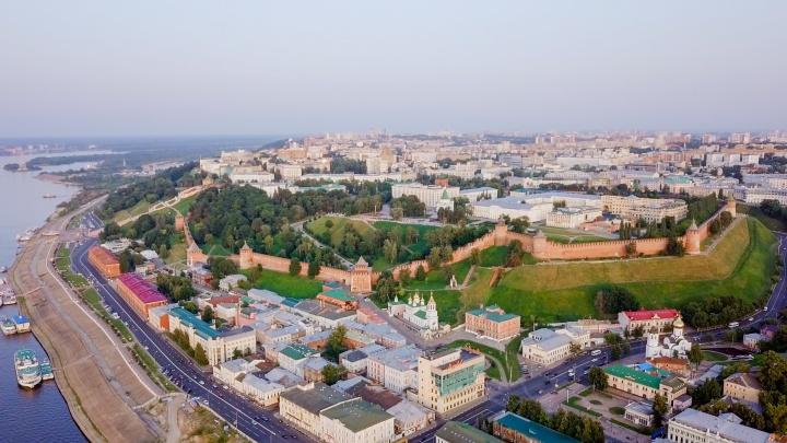 Большая стройка: как изменится Нижний Новгород в ближайшие годы