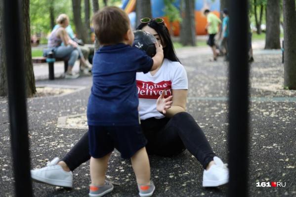 Сыну Кристины Роме — 2 года