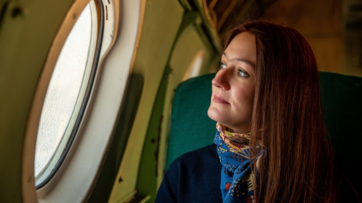 Мария и ее крылатый: как девушка-авиамеханик больше 10лет восстанавливает легендарный реактивный самолет