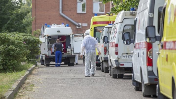 За выходные в Ярославской области от коронавируса умерли 12 человек