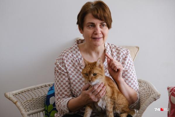 Олеся Силина — зоопсихолог и ветеринар