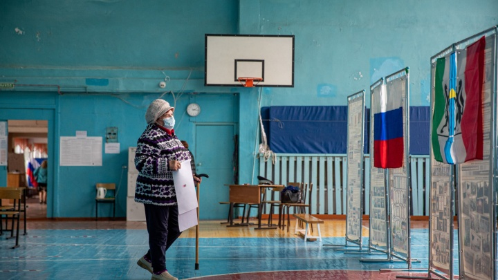 Явка меньше 20%. Как прошел второй день выборов в Новосибирской области