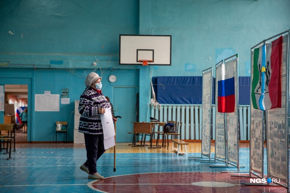 Сегодня в регионе явка ниже, чем в первый день голосования