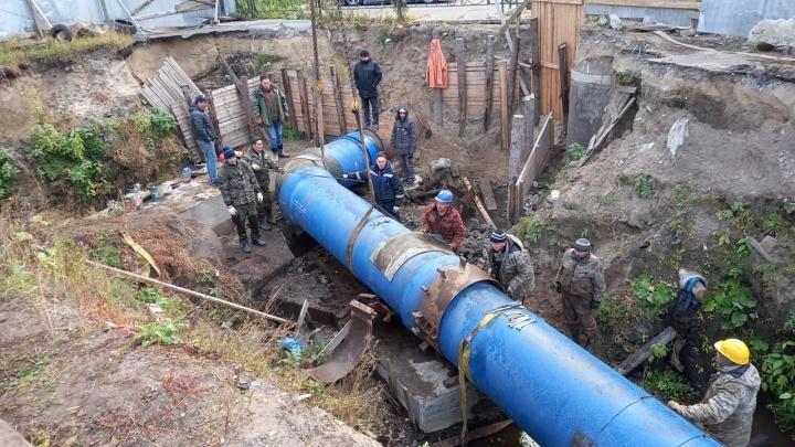 Что происходит на месте ремонта «тысячника» в Архангельске: стрим 29.RU