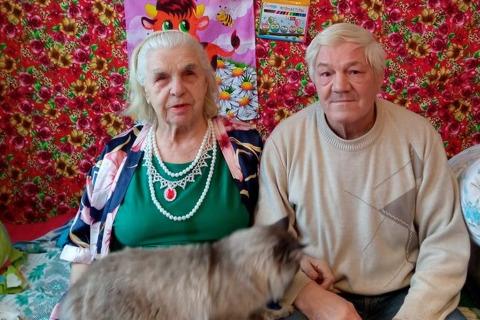 Познакомились в интернете: 90-летняя тюменка выходит замуж за 70-летнего избранника