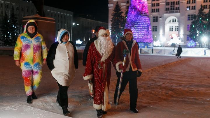 В мэрии Кемерово рассказали, сколько потратили на подготовку города к Новому году