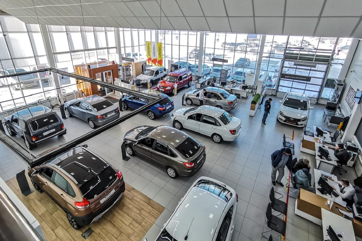 Выбирайте свой новый автомобиль!