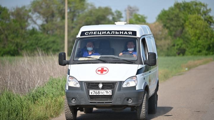 В больнице Таганрога осталась только одна пострадавшая на очистных сооружениях