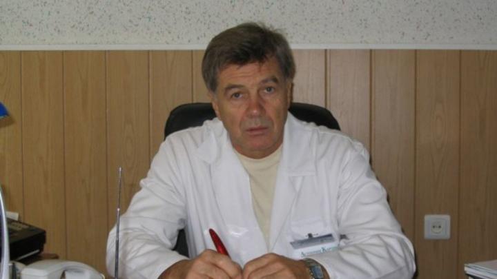 В Ростове умер от COVID-19 заслуженный врач Кательницкий — завкафедрой хирургии медуниверситета