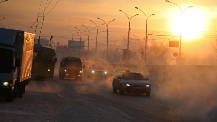 Минприроды НСО: завершение стройки Восточного обхода изменит качество воздуха в Новосибирске