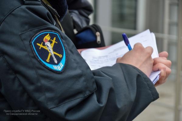 Полиция расследует два уголовных дела