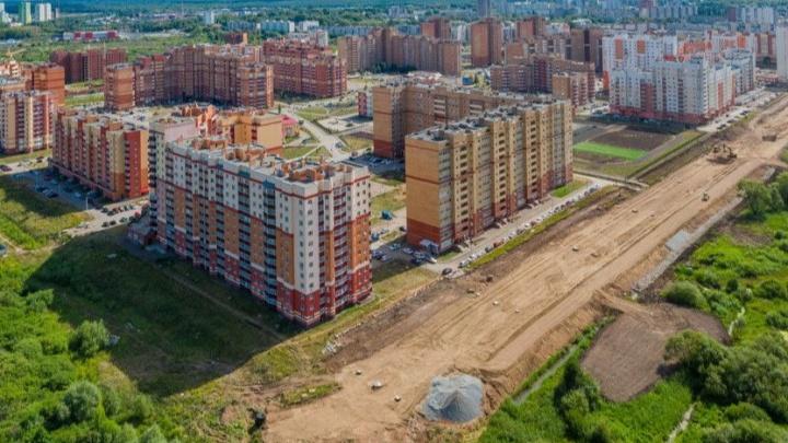 В Уфе до конца года сдадут новую автомобильную дорогу за 141 миллион рублей