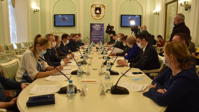 В Пермской городской думе состоялся круглый стол по развитию инфраструктуры