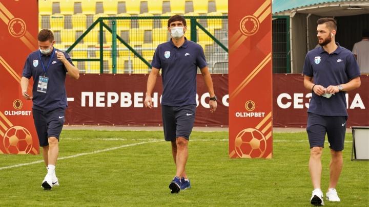 «Ну такое себе», или «С победой, мужики»: волгоградский «Ротор» выиграл первый матч в ФНЛ