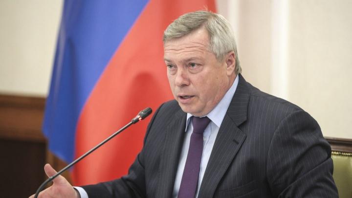Голубев объяснил, почему вакцина в Ростовской области кончается то тут, то там