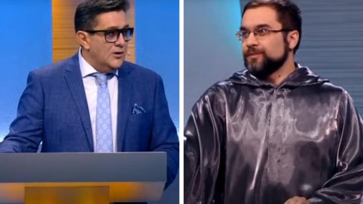 Новосибирский журналист попал в «Свою игру» — но его подвёл вопрос о температуре тела