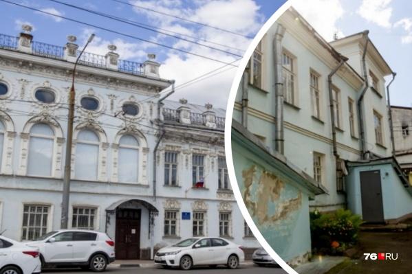Большая Октябрьская — улица с красивой старинной архитектурой