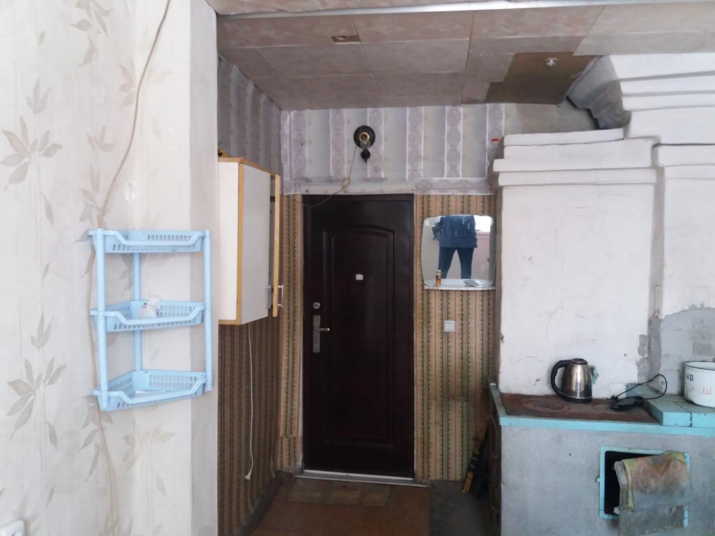 Центральное место в квартире занимает печь<br><br>
