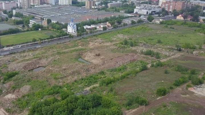 Давидюку разрешили отступить от правил при строительстве небоскребов на месте ГПЗ-4