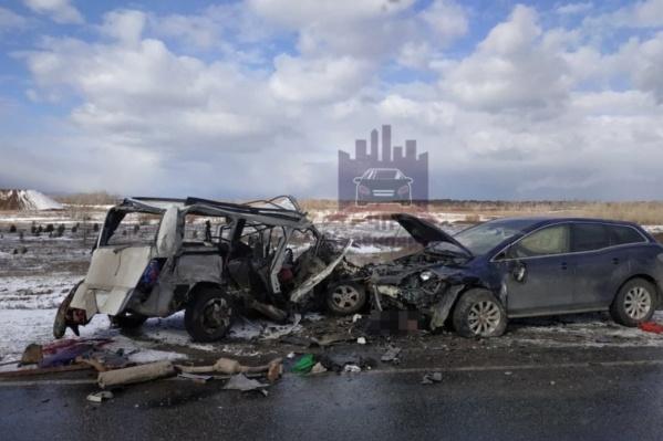 Авария унесла жизни троих человек