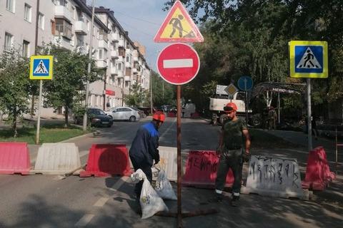 В центре Тюмени на три дня перекроют дорогу