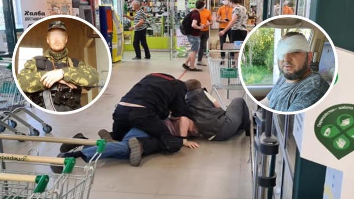 Покупатель, выстреливший в охранника магазина из-за просьбы надеть маску: «Битва продолжается»