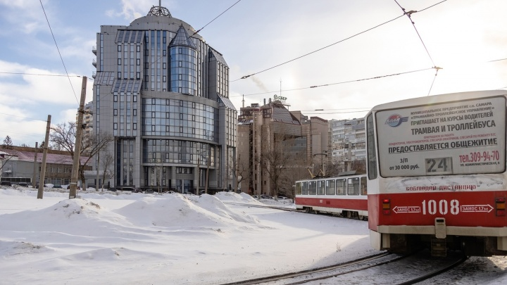 Возможны ограничения: как строительство развязки на Ново-Садовой повлияет на движение трамваев
