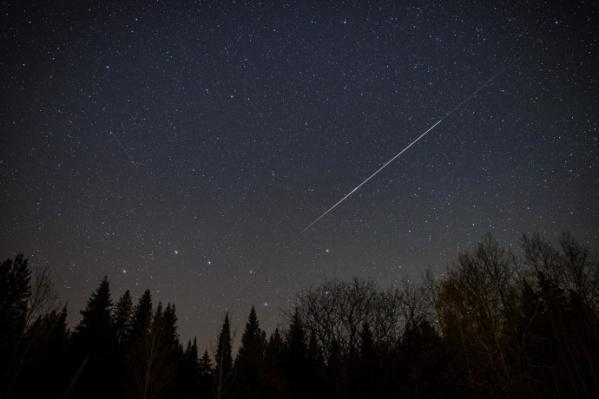 Луна не сможет помешать любителям звезд увидеть метеорный поток