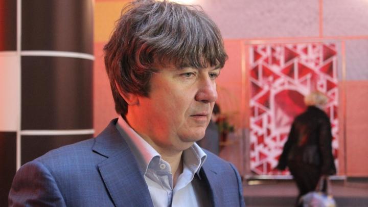 Омский бизнесмен Виктор Шкуренко не планирует занимать оставшиеся площади бывшего «НоваТора»